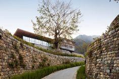 An Indian Spa Embraces the Himalayan Landscape - Azure Magazine | Azure Magazine