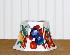 Etsy listing at https://www.etsy.com/listing/151127987/kitchen-lamp-shade-lampshades-sconce