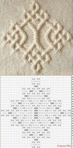 Прошу помощи в поиске схемы - Вязание спицами - Страна Мам
