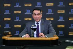 Coach K's allegiance to Duke extends beyond basketball court = DURHAM, N.C. — Duke football and basketball play-by-play man Bob Harris relates a story that tells us more about Blue Devils basketball coach Mike Krzyzewski than NCAA titles or the Olympic gold medals he's collected on.....