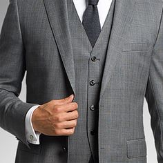 Three-piece suit - Hugo Boss