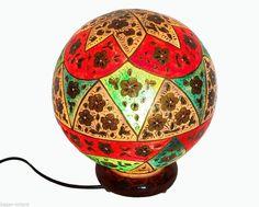 Orientalische Tischlampe Kamelleder Lampe Reich 1001-Nacht  Camel Skin Lamp Nr-C