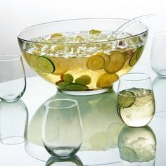 Anchor Hocking Presence 10 Pc. Punch Set (bowl, ladle, 8ea 15 oz. Stemless wine glasses) Anchor Hocking http://www.amazon.com/dp/B00GRAE5E4/ref=cm_sw_r_pi_dp_eY-Zvb1YD21JD
