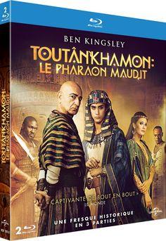 Concours Blu-ray Toutânkhamon : 3 Blu-ray à Gagner !