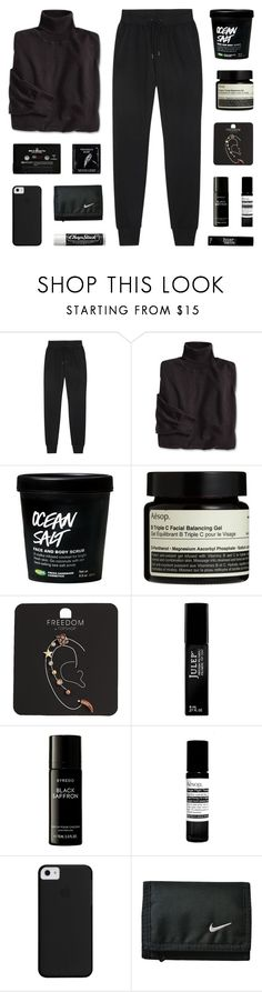 """""""i never know how much to say with you"""" by kristen-gregory-sexy-sports-babe ❤ liked on Polyvore featuring rag & bone, Aesop, Topshop, Julep, Liberty, CASSETTE, Chapstick, TokyoMilk and country"""