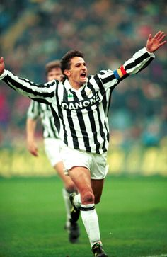 Roberto Baggio 'Il divino' - Juventus