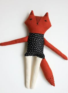 Image of Forrest the fox - Made to Order