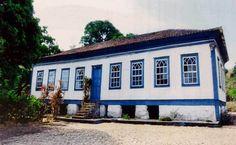 Ubá (MG) - sede da Fazenda Pedra Redonda