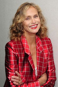 """Lauren Hutton - """"whatever they tell you is fashionable - just chuck it.""""  Telegraph."""