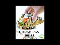 Soft Taco Recipe with Spinach |Low carb Taco Shells - SWEETASHONEY