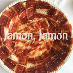 In Jamón Ibérico Heaven! Best we've tried in a long time at El Higuerón #tomatours #gourmet