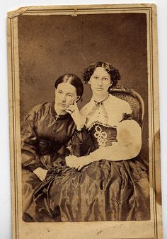 Young ladies by Sheila & Walter, via Flickr - LOVE the braid on the swiss waist