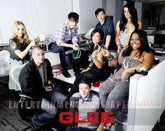 Glee Cast Wallpaper - glee Wallpaper