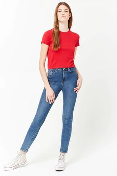 Round Neck Tee | Forever21