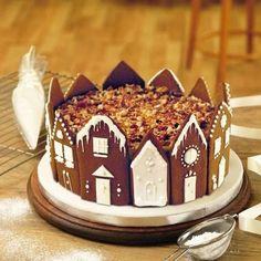 торт, украшенный пряниками - Поиск в Google