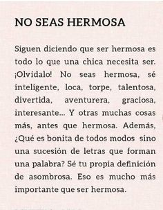 odviooooooooooooooooooooooooooooo Women to power – Words Quotes, Me Quotes, Motivational Quotes, Inspirational Quotes, Sayings, The Words, More Than Words, Quotes En Espanol, Spanish Quotes