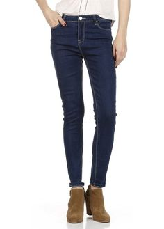 Jean slim taille haute Jean Stone by BEST MOUNTAIN 39.90