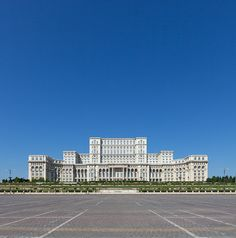 Photos: Ceausescu's Palace of the Parliament, Bucharest Palace Of The Parliament, Bucharest Romania, Make Way, Architectural Photography, Spanish Colonial, English Style, Worlds Largest, Tiramisu, The Neighbourhood