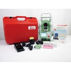 Used Leica TS15 P 1 PowerSeach R400 Reflectorless Total Station