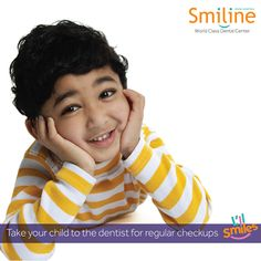 Smiline is the best children dental clinic in madhapur, Hyderabad. It provides best service to develop a comfortable, healthy and reliable relation between our patients.