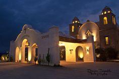 The beautiful Ponte Vineyard Inn, Temecula, California