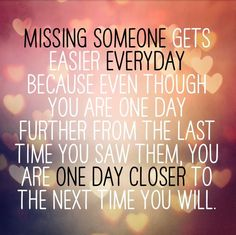 I won't see you again... And the the truth is we said things that i regret but i really truely do miss talking to you. but i am stronger than i have ever been so il will just move on. but i hope the best for you.