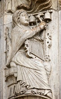 Music Chartres Cathedral, Chartres, France.
