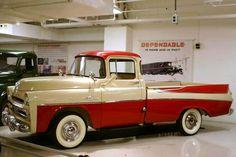 1957 Dodge 1/2 Ton Sweptside Pickup Truck