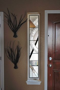 Beautiful abstract & geometric stained glass in Denver. Sue Thomas has been a trusted stained glass artist in Colorado of over 20 years. Modern Stained Glass, Stained Glass Door, Stained Glass Designs, Stained Glass Projects, Stained Glass Patterns, Leaded Glass, Mosaic Glass, Contemporary Stained Glass Panels, Window Glass Design