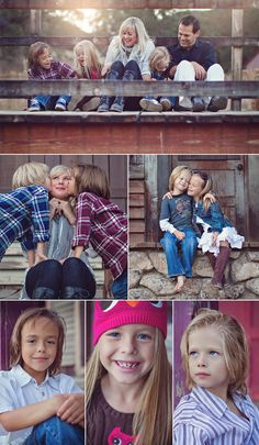 Family Photography - The MacLean Family