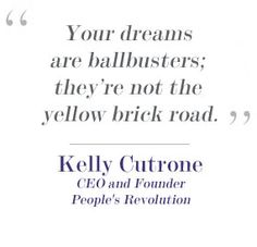 Quote   Kelly Cutrone   People's Revolution