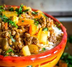 Mexican Picadillo recipe: This easy to make Mexican Picadillo is a classic meat and potatoes dish bursting with flavor and spice. It can be eaten straight out of the pan but it also works great in tacos, burritos, and empanadas. Mexican Cooking, Mexican Food Recipes, Beef Recipes, Dinner Recipes, Cooking Recipes, Mexican Menu, Quick Recipes, Dinner Ideas, Mexican Picadillo