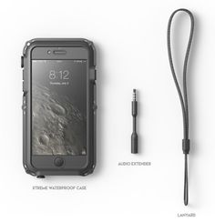 BRICWAVE™ XTREME Waterproof Case: The MOST promising iPhone protection against punishing conditions! | Crowdfunding is a democratic way to support the fundraising needs of your community. Make a contribution today!
