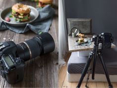 Dark and Moody Food Photography - Tamron Deutschland Photography Lighting Setup, Dark Food Photography, Photo Lighting, Product Photography, Food Styling, Styling Tips, Trattoria Italiana, Photo Hacks, Food Safety Tips