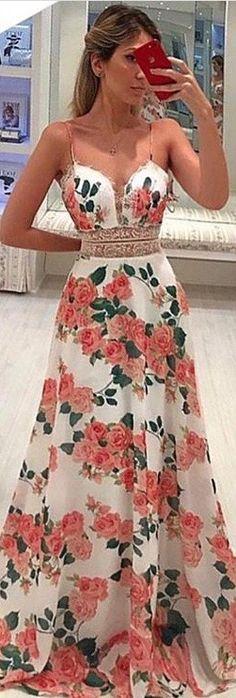 Vestidos Grad Dresses, Colored Wedding Dresses, Summer Dresses, Outfit Summer, Elegant Dresses, Pretty Dresses, Beautiful Dresses, Tango Dress, Dream Dress