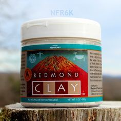 Redmond Clay bentonite (montmorillonite) powder – All Natural ... review & Recipes using Redmond clay like: Toothpaste, Toothpowder tooth powder, deodorant, mask, face, skin, bath, hair, detox, poultice