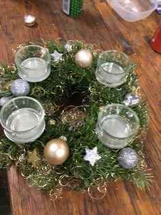 Table Decorations, Furniture, Home Decor, Crafting, Decoration Home, Room Decor, Home Furnishings, Home Interior Design, Dinner Table Decorations