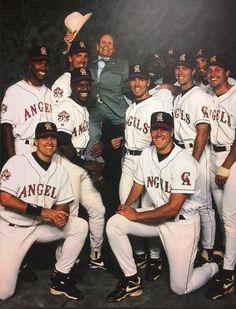 Gene Autry & Angels Team