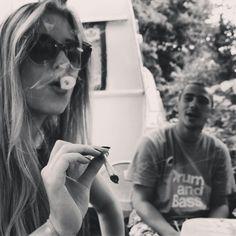 Smoke circle joint