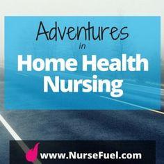 Adventures in Home Health Nursing - NurseFuel Nursing Process, Nursing Tips, Nursing Care, Home Health Nurse, Communication Techniques, Care Jobs, Cardiac Nursing, Nursing Profession