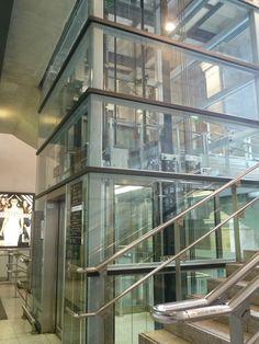 ascenseur ou escalier?