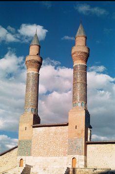 Çifte Minareli Medrese, Turkey