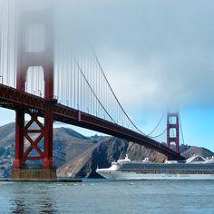 San Francisco -- photo by Instagram user sanfranglasgow