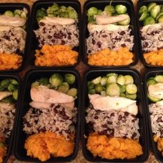 How To Prepare A Week's Worth Of Meals: Healthy And On A Budget