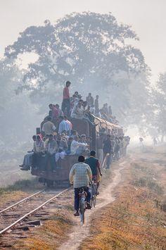 nepalese passenger railway line running between janakpur in nepal and jainagar in india