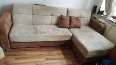 L-förmiges Sofa in beige in Sachsen - Zwickau | eBay Kleinanzeigen