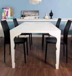 Cadeira para sala de Jantar Manon Preto