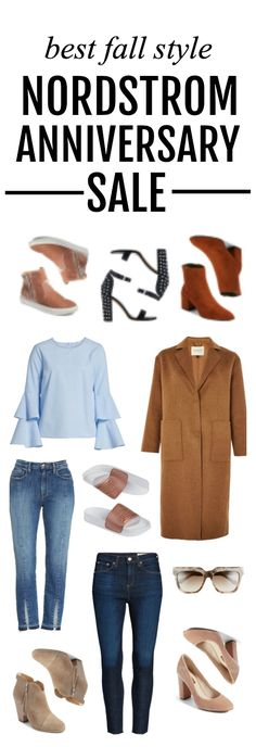 The best deals for your fall wardrobe! | Fashion and beauty blogger Michelle Kehoe of Mash Elle shares the best fashion deals fro the Nordstrom Anniversary Sale! So many of your favorite designers are on sale including: Ted Baker, Kate Spade, Steve Madden, Rebecca Minkoff, Hudson Jeans, Rag and Bone, Stuart Weitzman, Topshop and more!
