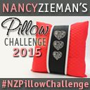 Join Nancy Zieman's 2015 Pillow Challenge Event. Read details at NancyZieman.com/blog