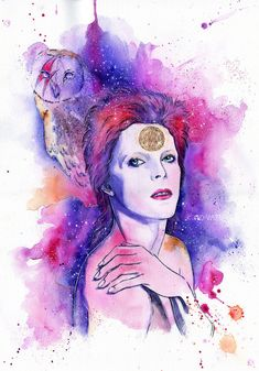 David Bowie by Kyrie0201 on DeviantArt